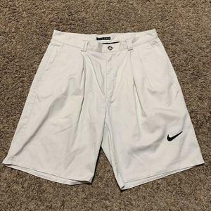 Vtg Nike Golf Performance Shorts Size 34